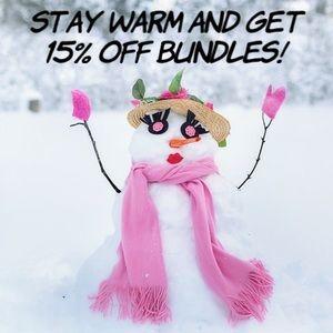 Bundle up for savings!